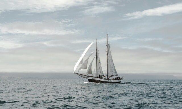 rejs po morzu