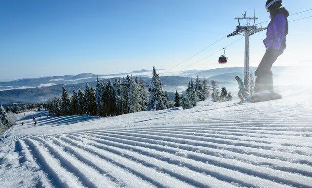 Wybierz się do Val Thorens w Les 3 Vallées na narty