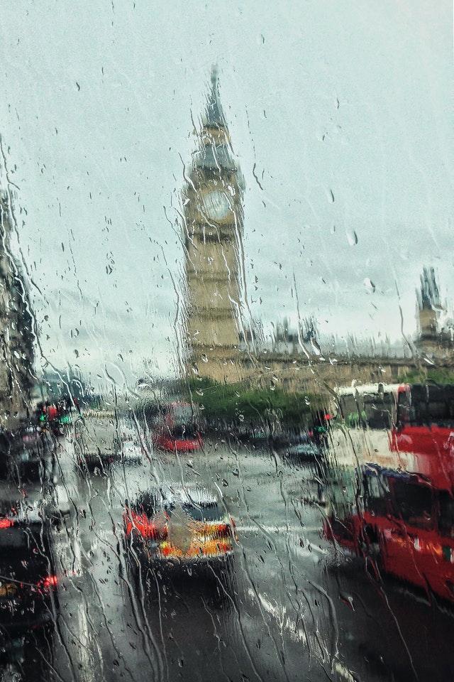 deszczowe wakacje